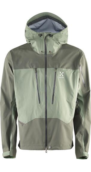 Haglöfs M's Spitz Jacket LITE BELUGA/BELUGA